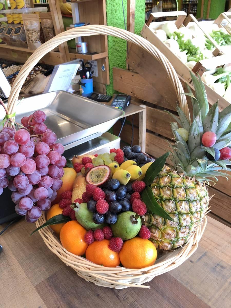 Commandez une corbeille de fruits à Pessac - Tarifs ...